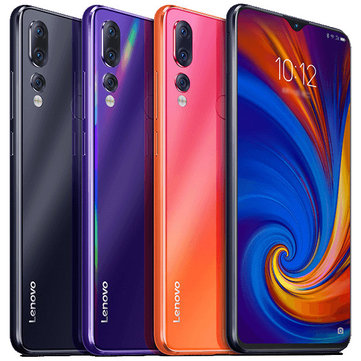 Lenovo Z5s Global ROM 6.3 inch 16MP Triple Rear Camera 6GB 128GB Snapdragon 710 Octa Core 4G Smartphone Smartphones from Mobile Phones & Accessories on banggood.com