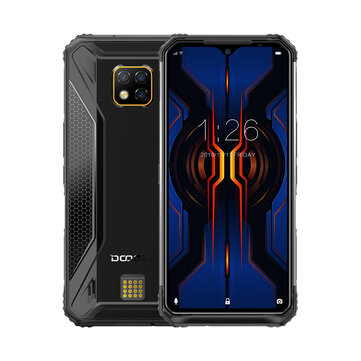 DOOGEE S95 Pro Global Bands IP68 Waterproof 6.3 inch FHD+ NFC Android 9.0 5150mAh 48MP AI Triple Rear Cameras 8GB RAM 128GB ROM Helio P90 Octa Core 4G Smartphone SmartphonesfromMobile Phones & Accessorieson banggood.com