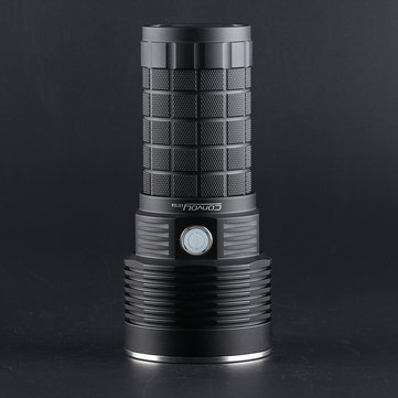 Convoy 4X18A XHP70.2 4300LM 40W Powerful LED Flashlight Type-C Rechargeable 18650 Flashlight