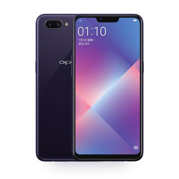 OPPO A5 6.2 Inch Notch Screen Android 8.1 4230mAh 3GB RAM 32GB ROM SDM 450B Octa Core 1.8GHz 4G SmartphoneSmartphonesfromMobile Phones & Accessorieson banggood.com