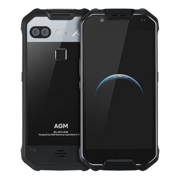 £267.3520%AGM X2 SE 5.5 inch 6000mAh AMOLED NFC IP68 Waterproof 6GB 64GB Snapdragon 653 Octa Core 4G SmartphoneSmartphonesfromMobile Phones & Accessorieson banggood.com