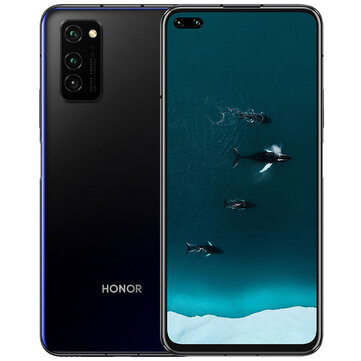 HUAWEI Honor V30 5G Version 40MP Triple Rear Camera 6.57 inch 8GB 128GB NFC 40W Fast Charge Kirin 990 Octa Core 5G Smartphone Smartphones from Mobile Phones & Accessories on banggood.com