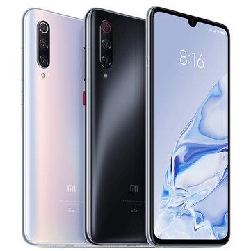 Xiaomi Mi9 Mi 9 Pro 5G Version 6.39 inch 48MP Triple Camera NFC 40W Fast Charge 12GB 512GB Snapdragon 855 Plus Octa core 5G SmartphoneSmartphonesfromMobile Phones & Accessorieson banggood.com