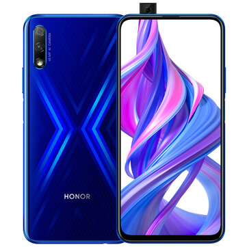 £302.69 % HUAWEI Honor 9X 6.59 inch 48MP Dual Rear Camera 4000mAh 6GB RAM 128GB ROM Kirin 810 Octa Core 4G Smartphone Smartphones from Mobile Phones & Accessories on banggood.com