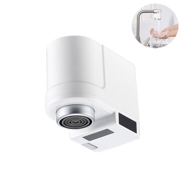 International Version XIAODA Automatic Sense Infrared Induction Water Saving Device For Kitchen Bathroom Sink Faucet CE Certification