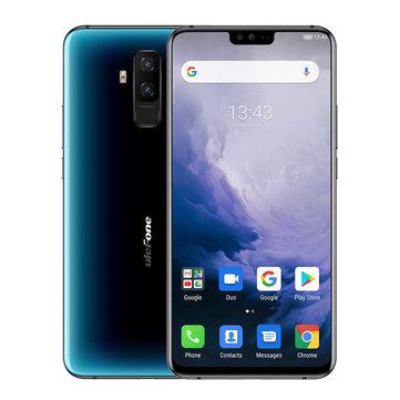 £253.18%Ulefone T2 6.7 inch 16MP Dual Rear Camera NFC 6GB 128GB Helio P70 Octa core 4G SmartphoneSmartphonesfromMobile Phones & Accessorieson banggood.com