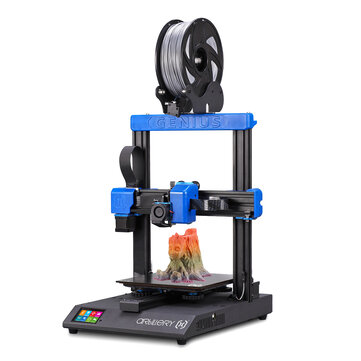 Artillery® Genius DIY 3D Printer Kit 220*220*250mm Print Size with Ultra-Quiet Stepper Motor TFT Touch Screen Support Filament Runout Detection&Power Failure Function