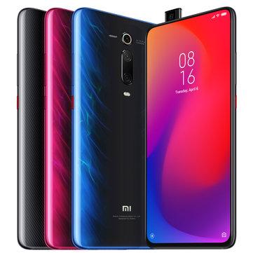 Xiaomi Mi 9T Pro Global Version 6.39 inch 48MP Triple Camera NFC 4000mAh 6GB 64GB Snapdragon 855 Octa core 4G SmartphoneSmartphonesfromMobile Phones & Accessorieson banggood.com