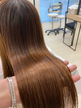 髪質改善×ストレート♪_20210630_2