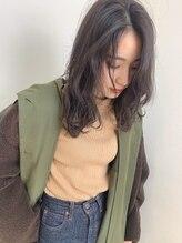 ヘアー アトリエ アンジー(Hair Atelier Angee)ダークヌーディーカラー