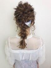ヘアー アトリエ アンジー(Hair Atelier Angee)ヘアアレンジ
