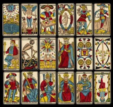 Image result for traditional tarot