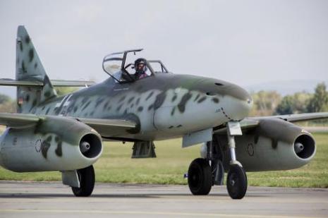 Nazi Turbojet, Top Ten Nazi Super Weapons
