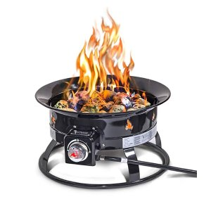 Outland Firebowls Outdoor Portable Propane Gas Fire Pit ... on Outland Gas Fire Pit id=30596