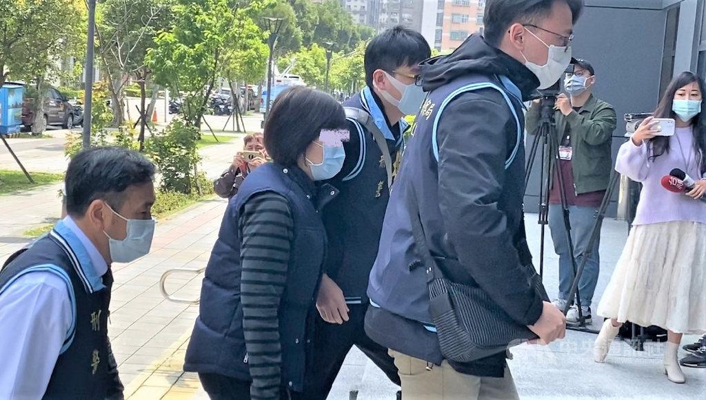 女網友涉恐嚇被函送法辦 白冰冰:告到底   社會   中央社 CNA