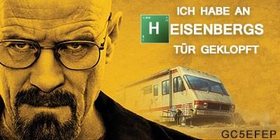 Ich habe an Heisenbergs Tür geklopft