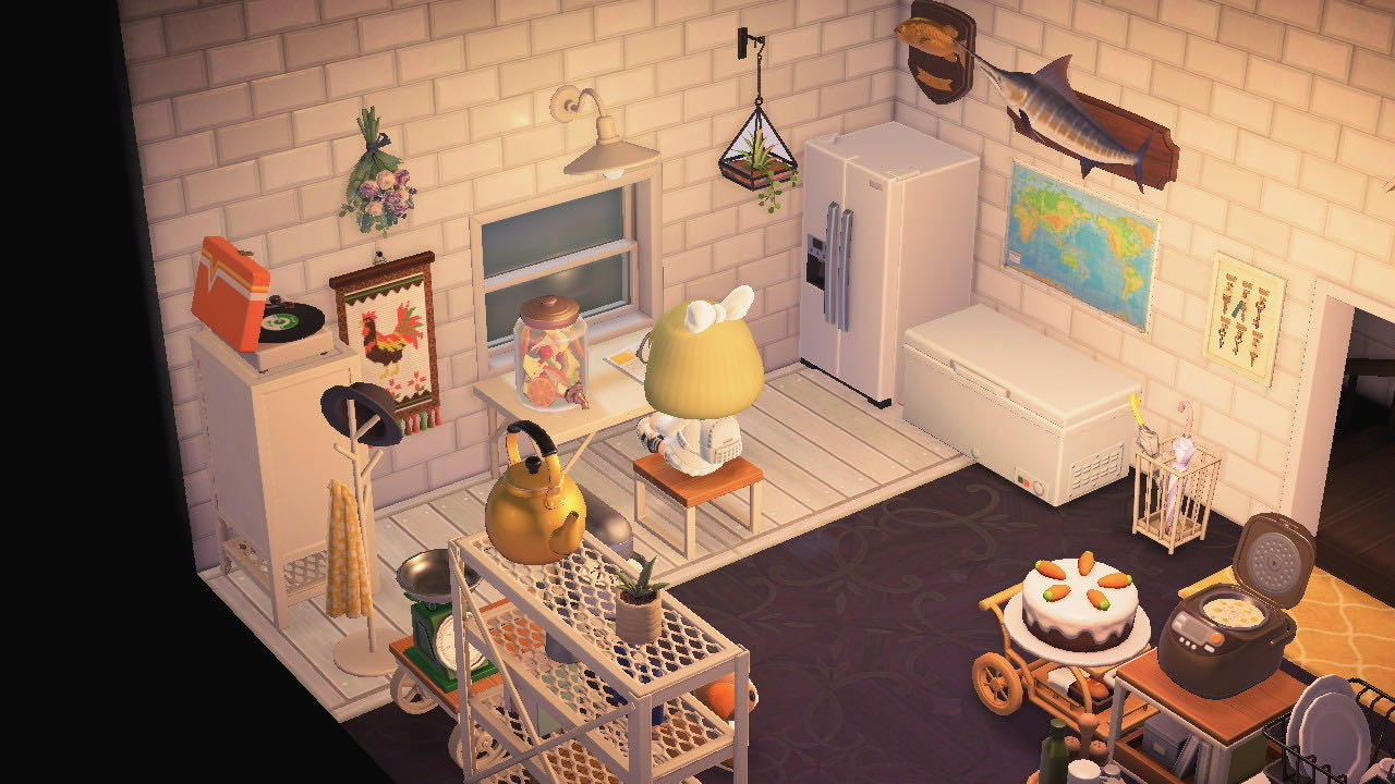 A Japanese Kitchen Sets(71 Items)-Theme - Items - Animal ... on Kitchen Items Animal Crossing  id=52504