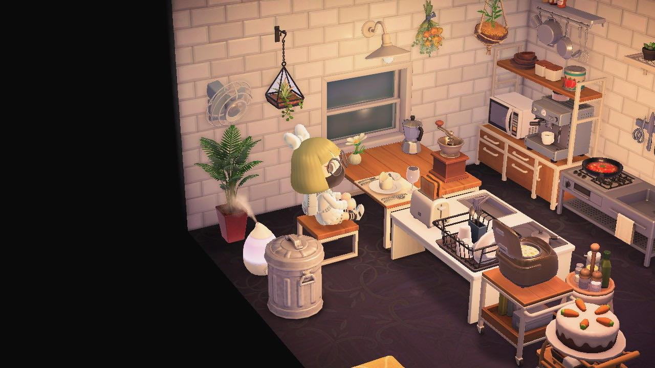 A Japanese Kitchen Sets(71 Items)-Theme - Items - Animal ... on Kitchen Items Animal Crossing  id=15984
