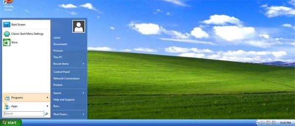 How to Make Windows 8 Look Like Windows XP - Make Tech Easier