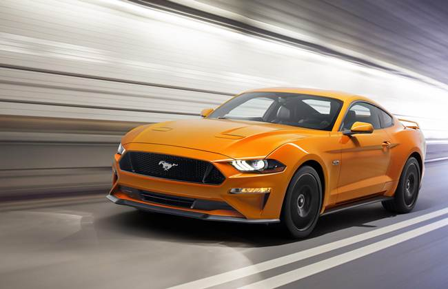 One of the most instantly recognizable movie cars of all time has been painstakingly restored and is going under the hammer one o. Harga Otr Ford Mustang 2 3l Ecoboost Review Dan Speks Bulan September 2021
