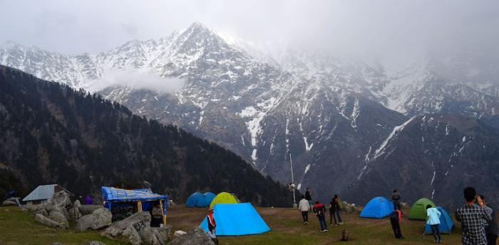 Mcleodganj- Triund Trek