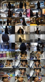 Littlesubgirl – Public Blowjob Supermarket & Naked Mall (ManyVids)