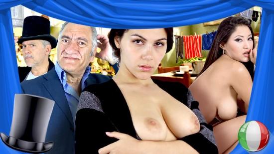 Regina Sanseverino, Bianca Maria Stella, Valentina Nappi – Il cilindro di mario salieri – parte 1 (2018/Salierixxx/HD)