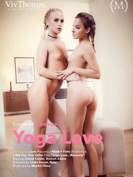 Amirah Adara, Cristal Caitlin – Yoga Love Episode 4 – Namaste (VivThomas.com/2018/FullHD)