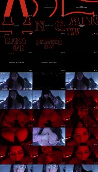 housewifeswag Demogorgon vs Barb Full Trailer (manyvids)