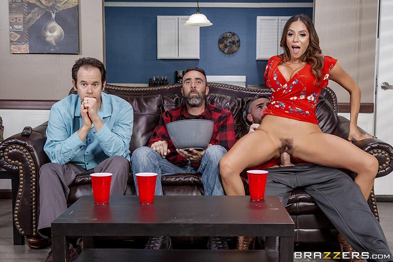 Ariella Ferrera – Take A Seat On My Dick 2 (2018/RealWifeStories.com/Brazzers.com/SD)