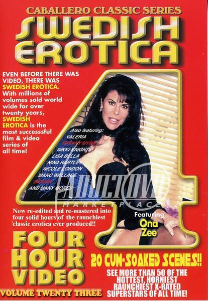 Swedish Erotica 23 (1981/DVDRip)