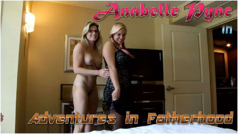 Cory Chase, Anabelle Pync in Adventures in fatherhood
