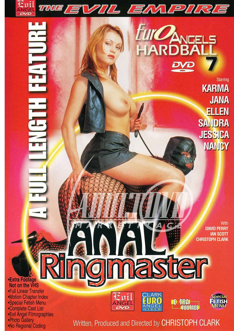 Euro Angels Hardball 7 Anal Ringmaster
