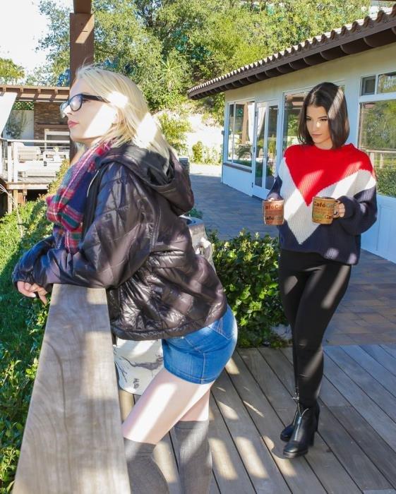 Alice Pink, Lasirena69 – A Lesbian Walk To Remember (Dyked/TeamSkeet/2019/FullHD)