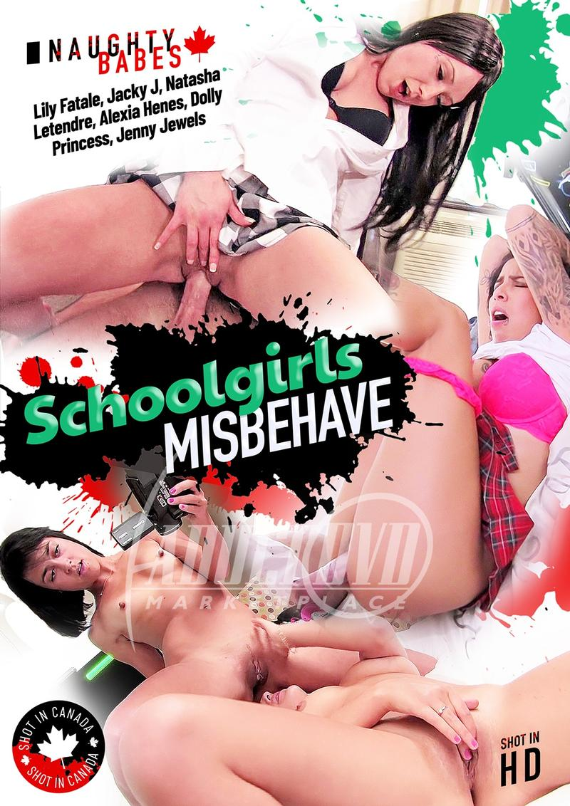 Schoolgirls Misbehave (2018)