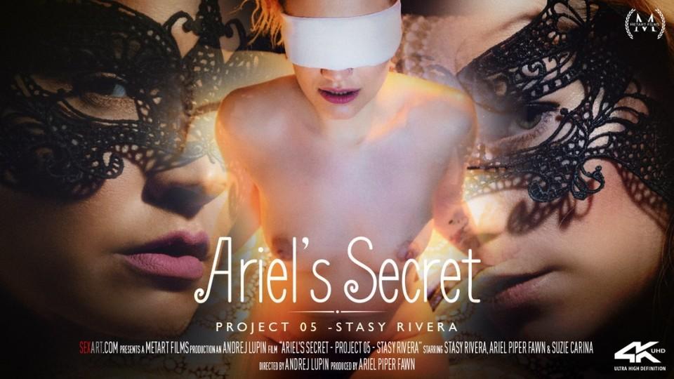 Ariel Piper Fawn, Suzie Carina, Stasy Rivera – Ariel's Secret – Project 5 Stasy Rivera (SexArt/2019/1080p)