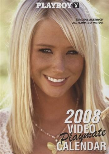 Video Playmate Calendar 2008