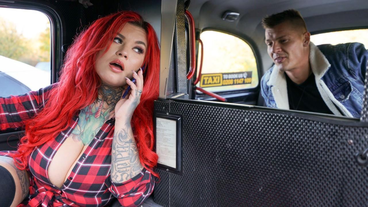 Sabien DeMonia – Busty New Driver Gets Her Thrills (FemaleFakeTaxi 2019 1080p)