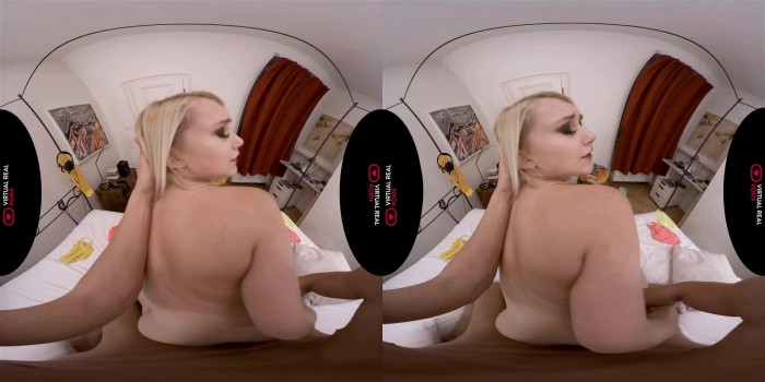 VirtualRealPorn – My first performance – Marilyn Sugar (Oculus 5K)