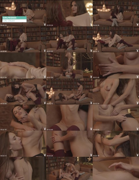 [PlayboyPlus.com] Gloria Sol & Vivienne Solange – Girl Crush 15 02 20 (2020)