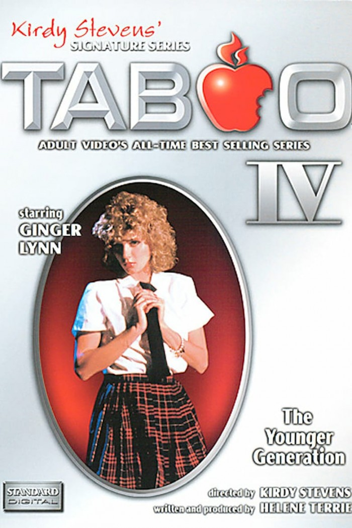 Taboo IV (1985) Blue-Ray – The Mother of all incest porn for true porn connoisseurs.