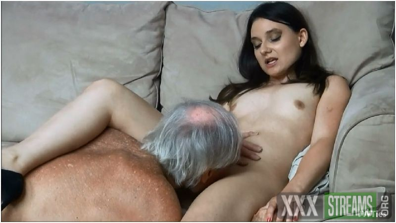 Amy Faye – Daddy Almost Caught Us