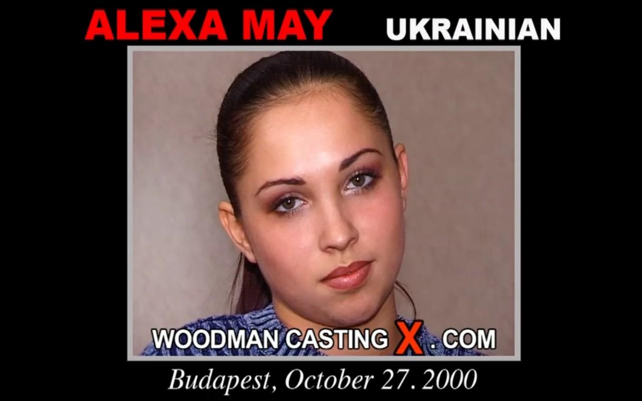 Alexa May – Woodman Casting X [QTGMC 50fps 1080p AI Upscale]