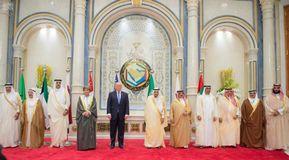 القمة الخليجية الأمريكية في الرياض شهدت الرياض في مايو 2017 انعقاد القمة الخليجية الأمريكية،