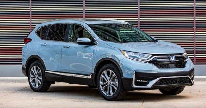 "Honda CRV ""Honda CR-V"""