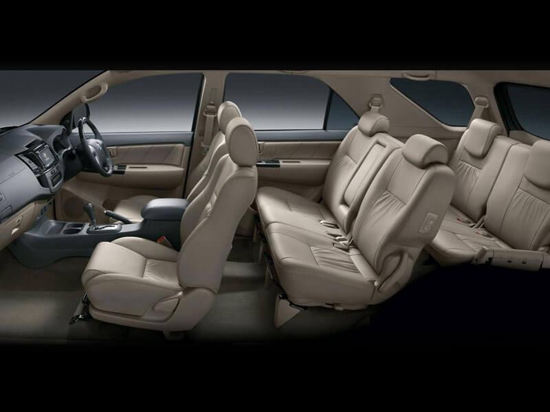 Toyota Fortuner2014 2015 Photos Interior Exterior Car