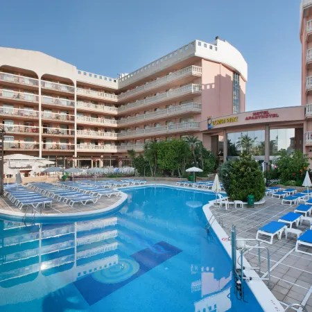 Hotel Dorada Palace Serviced Apartment