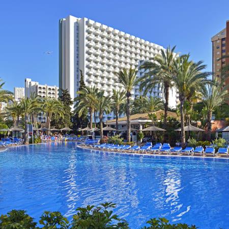 Sol Pelícanos Ocas By Meliá Hotel Benidorm 0 7 Km To Buenavista Apartments