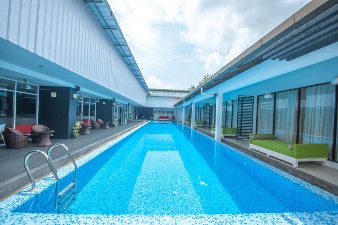 Hotel The Villa Langkawi Pantai Cenang