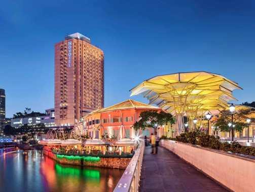 Hotel Hotel Novotel Singapore Clarke Quay, Singapore - trivago.in